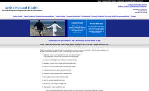 ActiveNaturalHealth.com