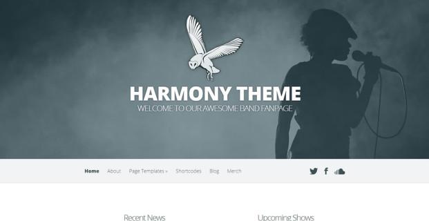 Harmony Theme