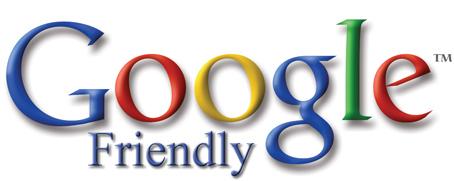 Google Friendly Website Designs