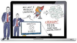 Whiteboard Sketch Video Software