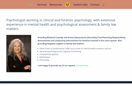 BCpsychology.ca :: Counselling & Consulting Legal Website