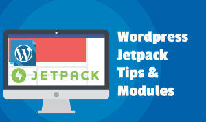 Wordpress Jetpack Tips and Modules